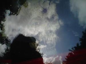 Skeevy Skull in the Sky Shot