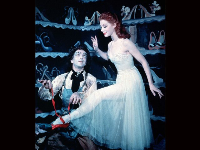 "from the 1948 film ""The Red Shoes"""