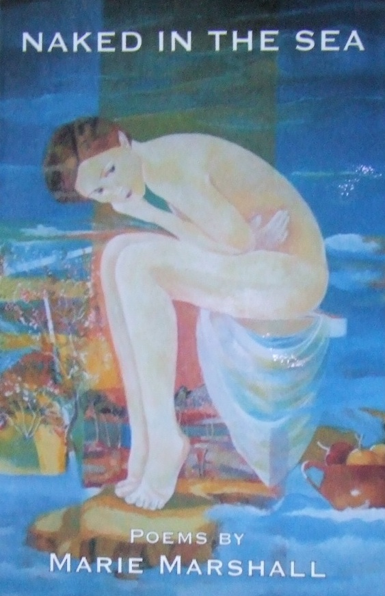 Naked in the Sea cover © Marcello Minnia