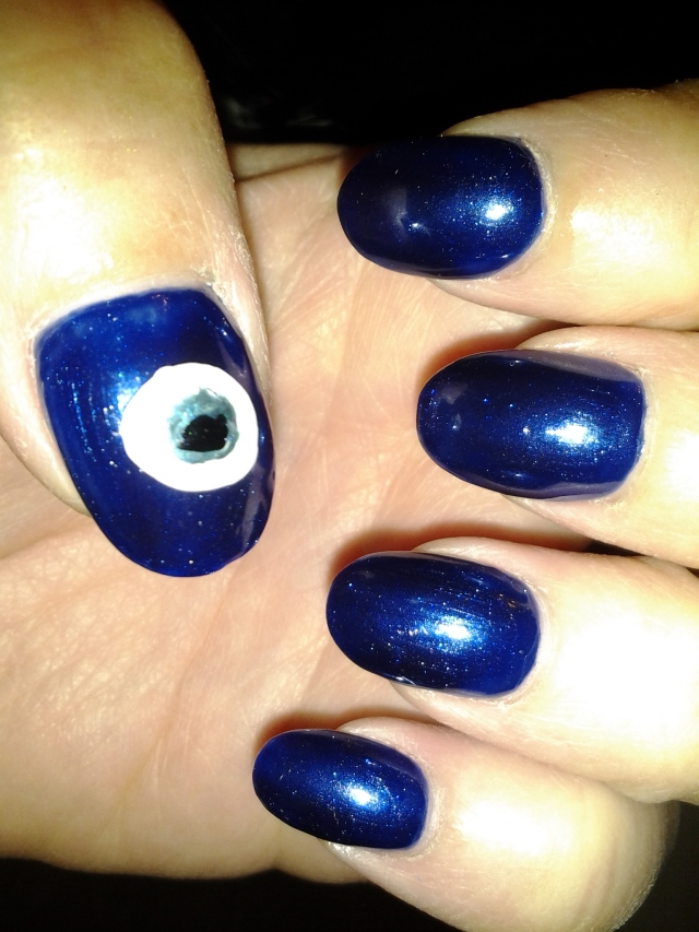 evil eye mani