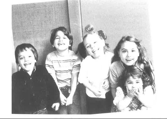 kids, ca. 1981