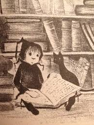 Dorrie reading