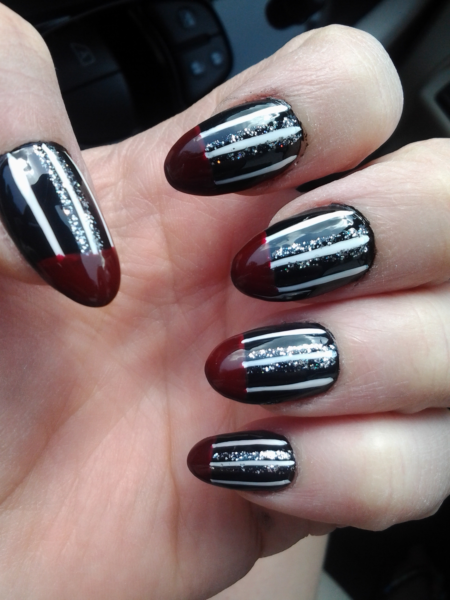 LOJ 2014 manicure