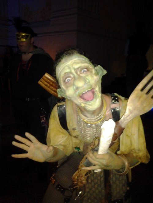 This is one of the goblins.