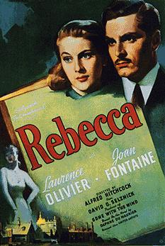publicity poster for the Hitchcock/Selznick film
