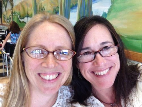 Erin Lindsay McCabe and Jennifer Wolfe