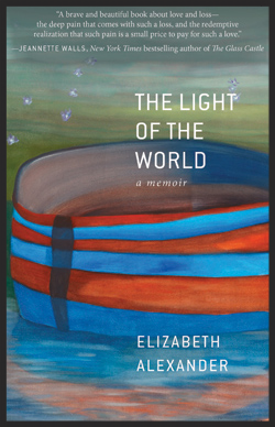 THE LIGHT OF THE WORLD cover