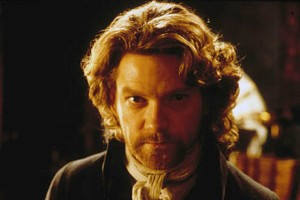 Kenneth Branagh as Victor Frankenstein