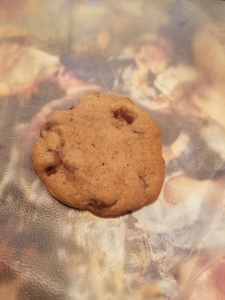 wheat-free chocolate chip cookie