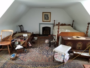 the childrens bedroom